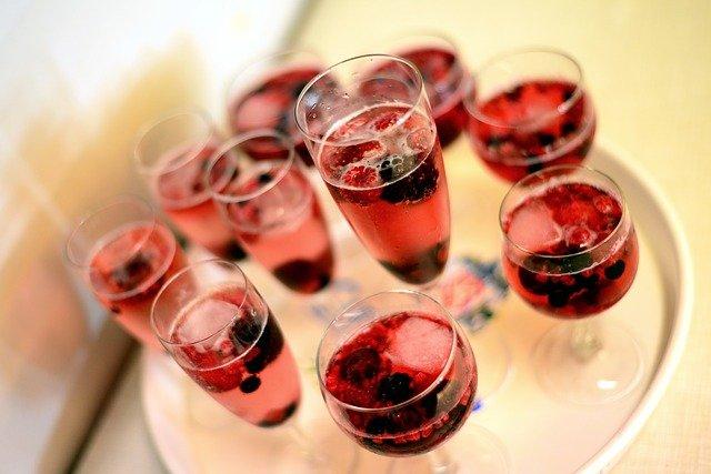 drogie szampany